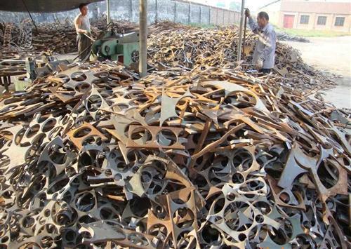 丽水废铁回收价格