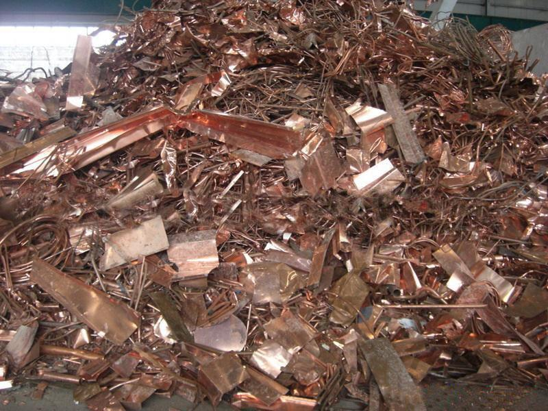 绍兴废铁回收公司